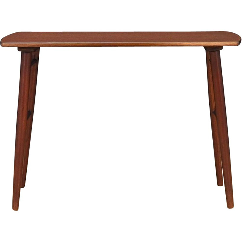 Vintage coffee table in teak, Danish 1960s