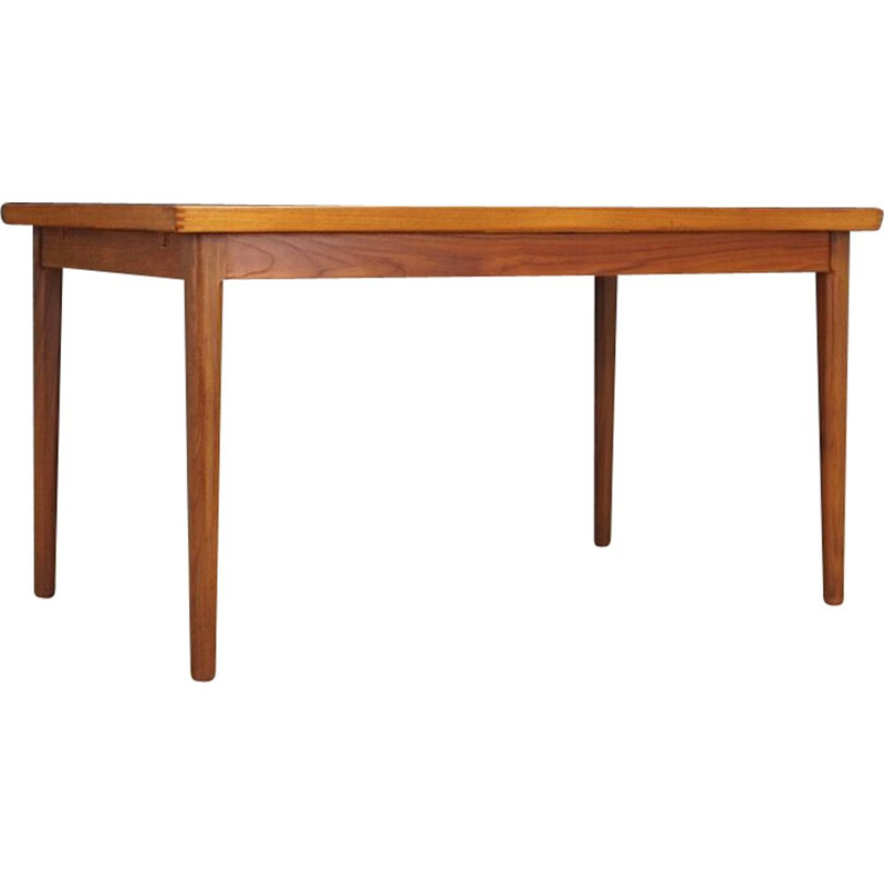Vintage Dining Table in Teak Danish 1960