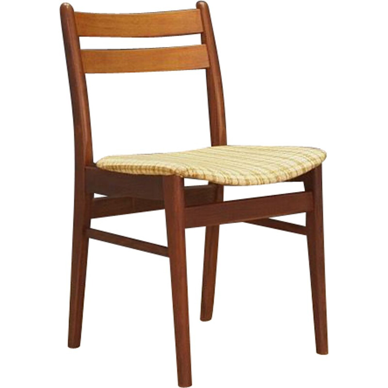 Vintage dining chair in teak,Danish 1960