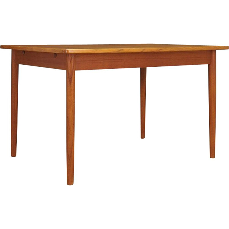 Vintage teak dining table danish 1960