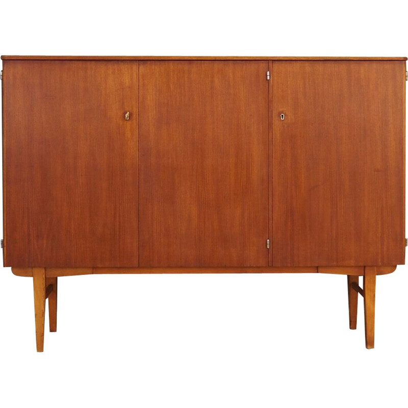 Vintage Highboard teak danish 1970