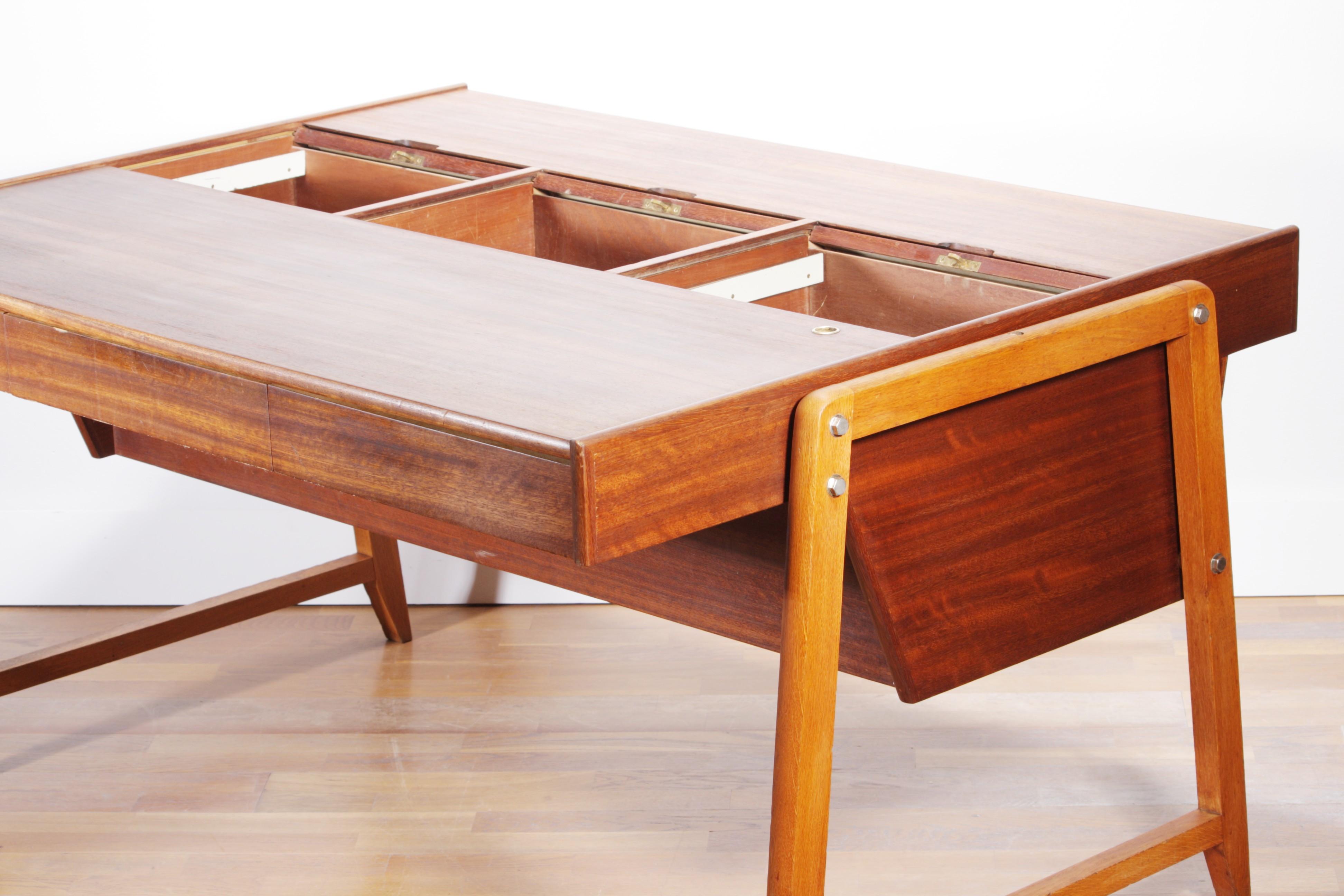 gentleman gazette desk an drafting adjustable s the design table architect guide office for