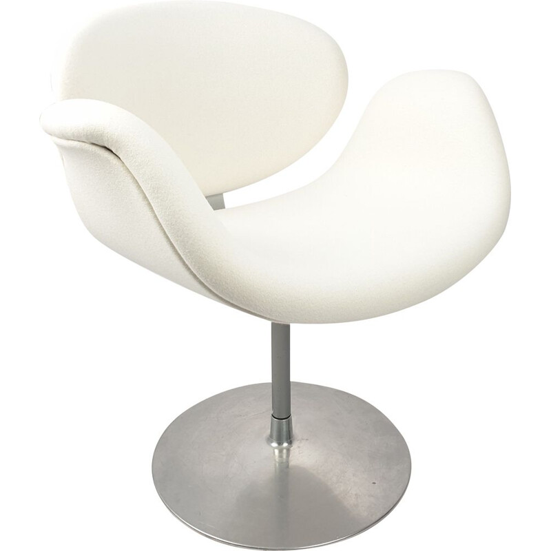 Little vintage Tulip Armchair by Pierre Paulin for Artifort, 1980