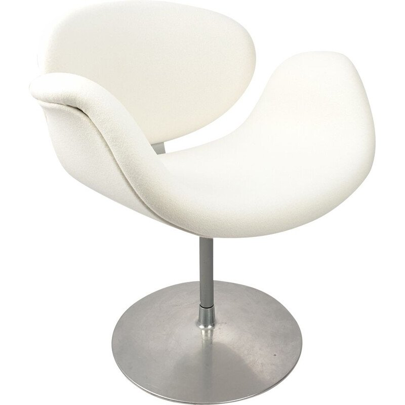 Little vintage Tulip Armchair by Pierre Paulin for Artifort, 1980s