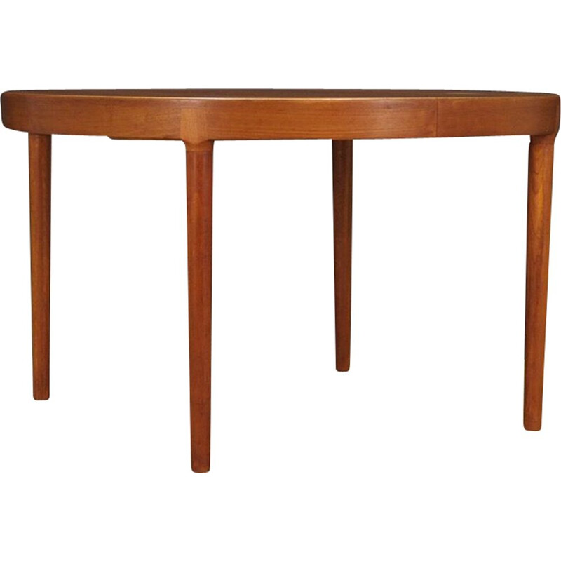 Vintage dining table Harry Østergaard and  by Randers Møbelfabrik Danish 1960