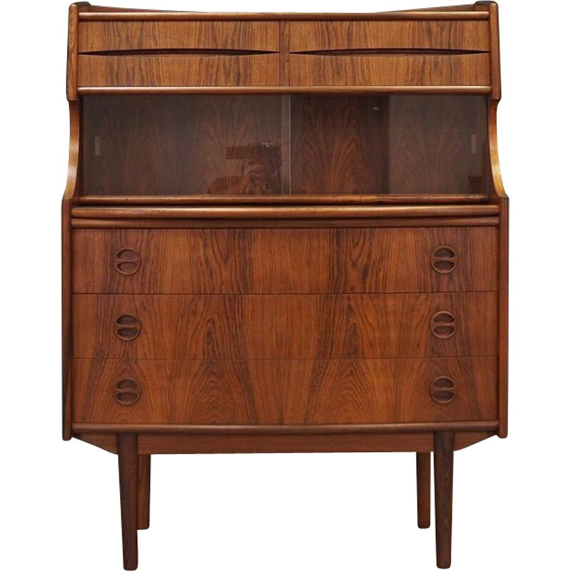 Vintage secretary by Arne Vodder rosewood Danish 1970