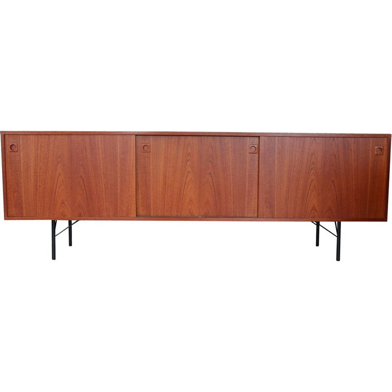 Vintage Sideboard Danish Teakwood 1950s