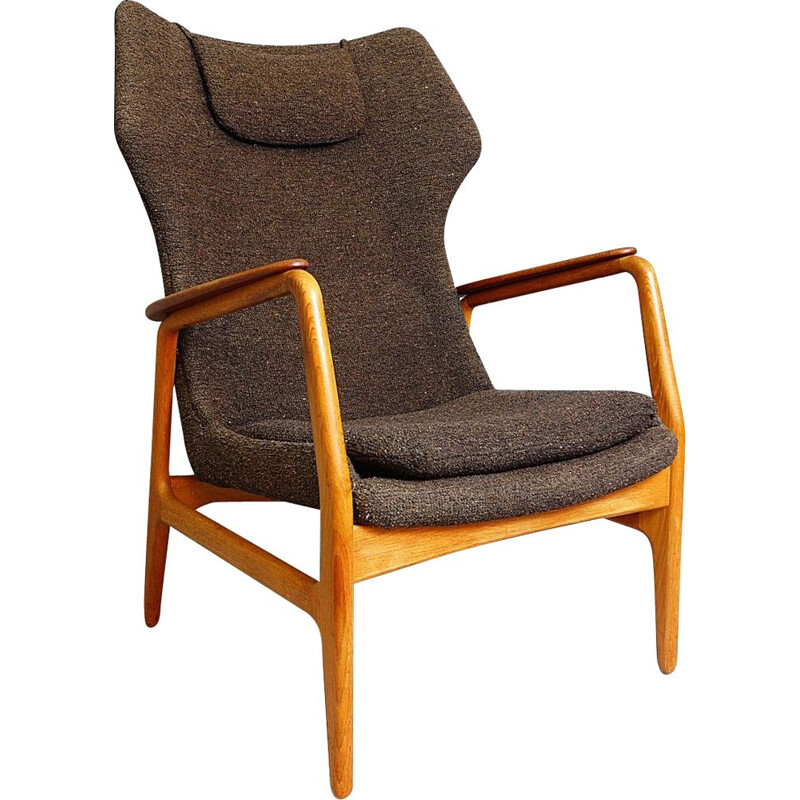 Vintage chair Aksel Bender Madsen for the Dutch Furniture Company Bovenkamp, 1960