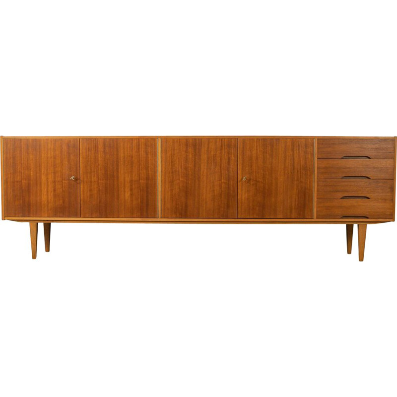 Vintage Scandinavian Sideboard Germany 1960s