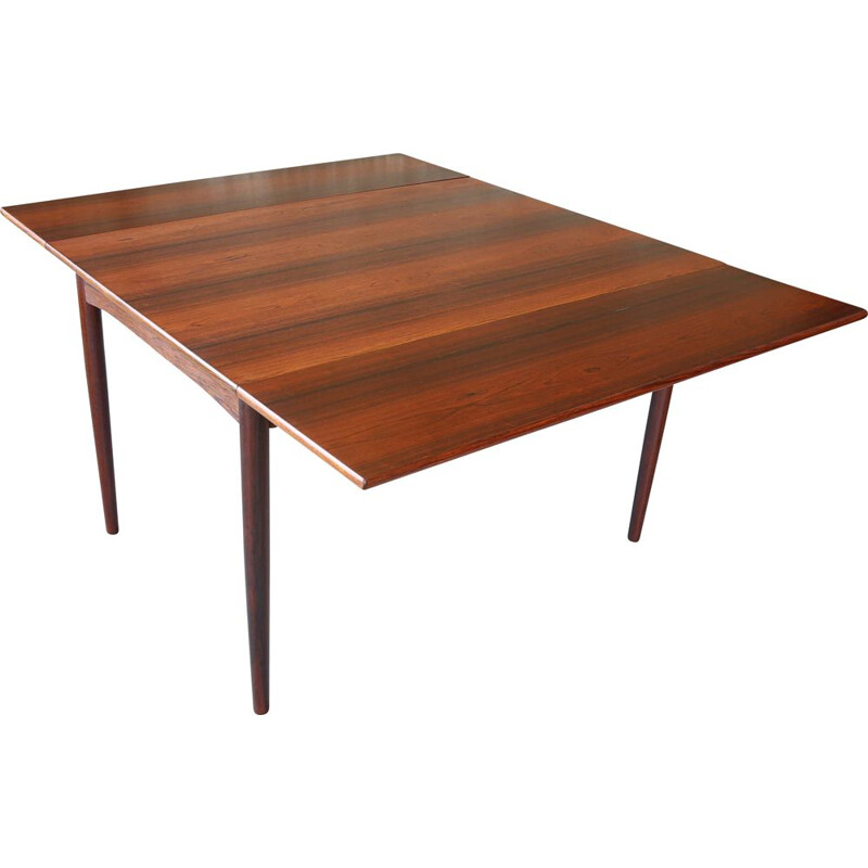 Vintage Rosewood Dining Table Danish 1960