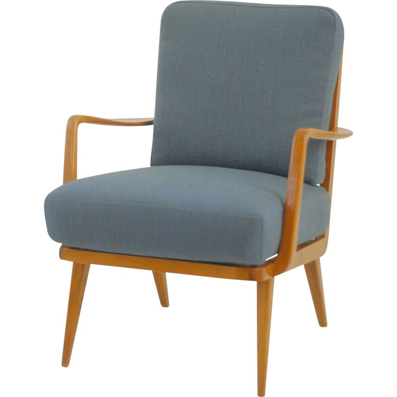 Mid-Century Armchair from Walter Knoll  Wilhelm Knoll 1960