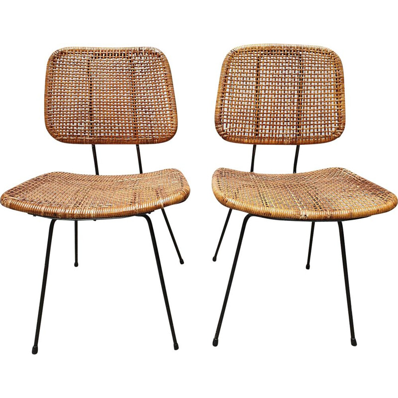 Pair of vintage chairs circa 1966