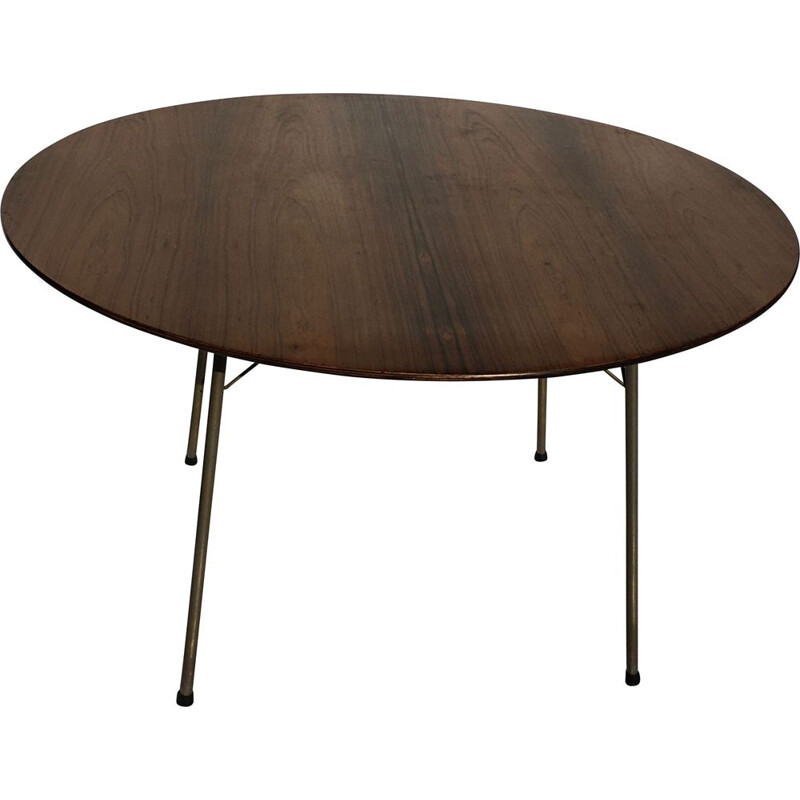 Vintage rosewood dining table Arne Jacobsen