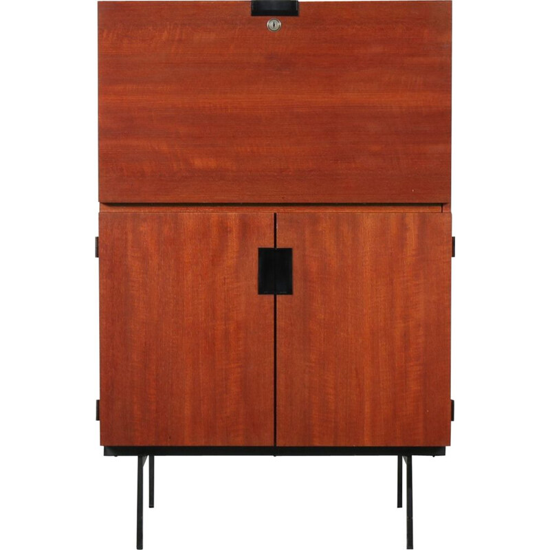 Vintage Japanese series cabinet by Cees Braakman for Pastoe, the Netherlands 1950s