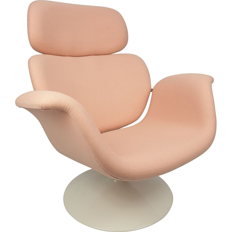 Vintage Big Tulip Chair by Pierre Paulin for Artifort, 1960s