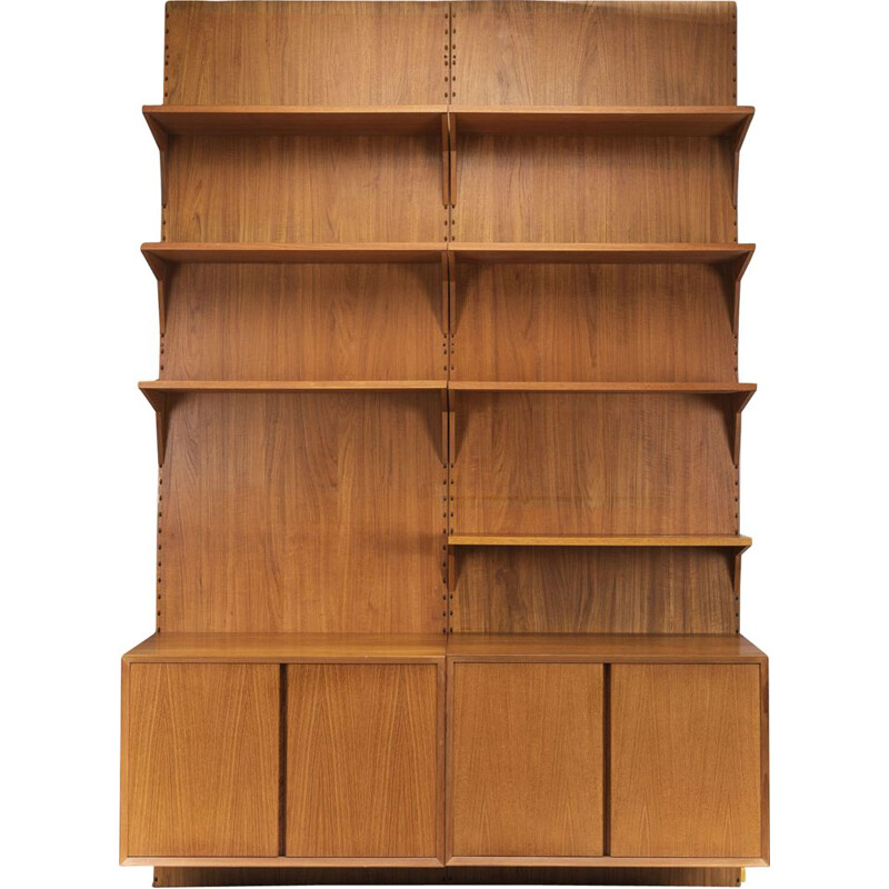 Vintage Teak Shelf System by Poul Cadovius for Cado Danemark, 1960
