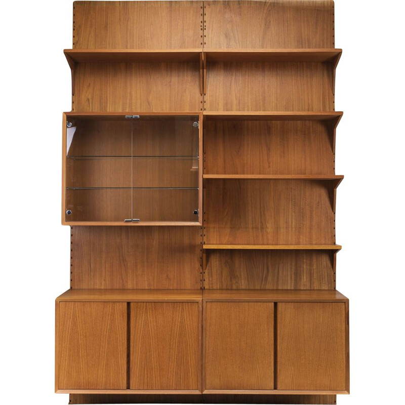 Vintage teak shelf  by Poul Cadovius for Cado, Denmark, 1960