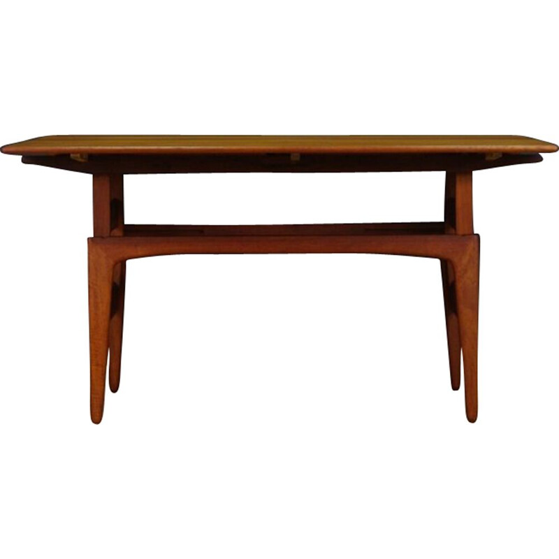 Vintage coffee table by Kai Kristiansen 1970