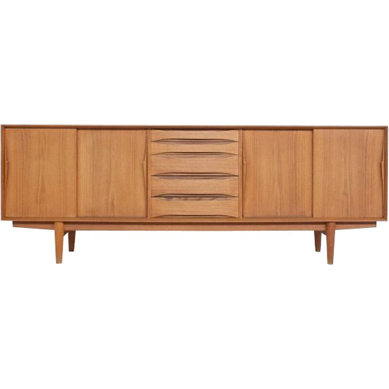 Vintage teak sideboard by Arne Vodder for Skovby 1960s