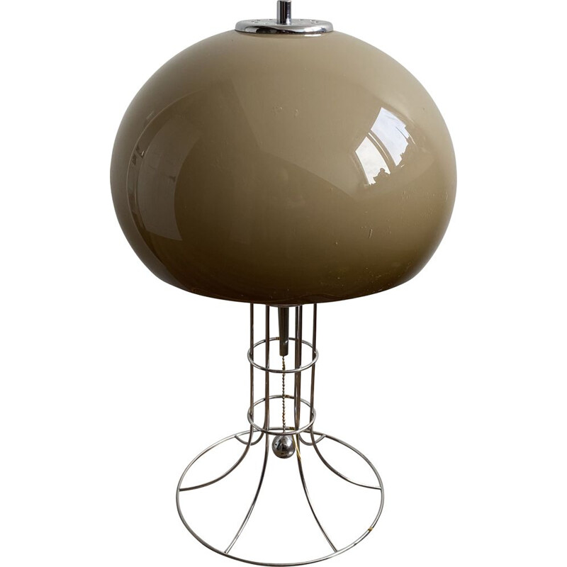 Vintage Space Age Table Lamp from Herda 1970
