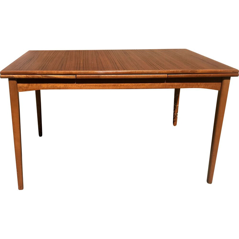 Vintage table with extensions 1960s