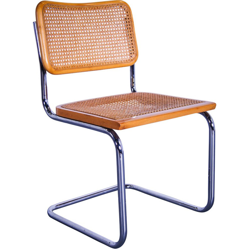 Vintage Cantilever Chair by Breuer