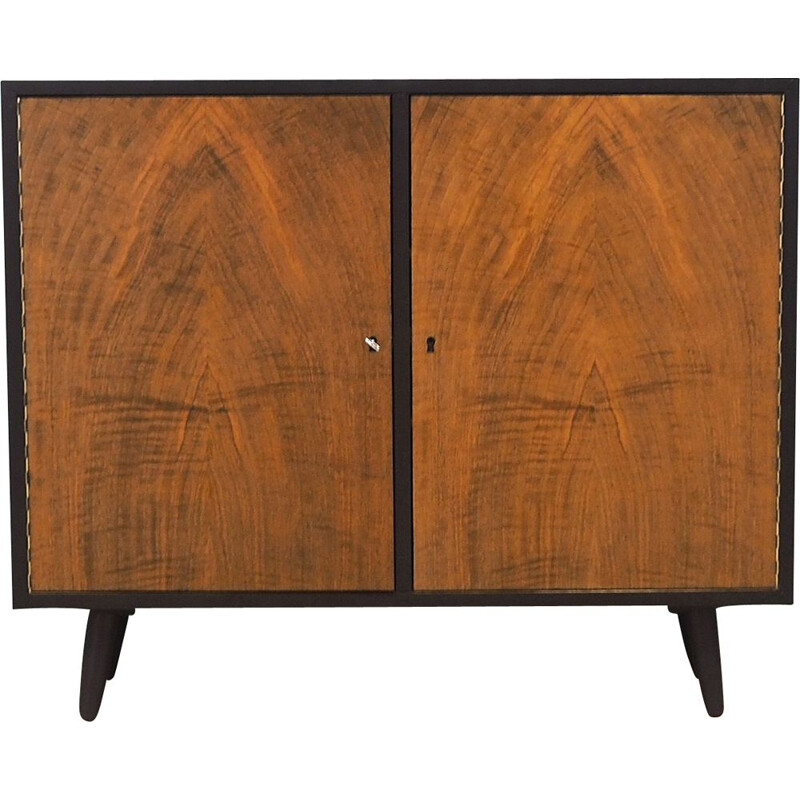 Vintage cabinet in Danish walnut 1970