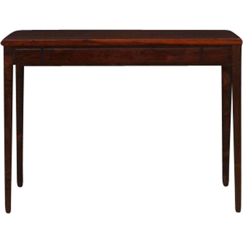 Vintage rosewood coffee table 1960