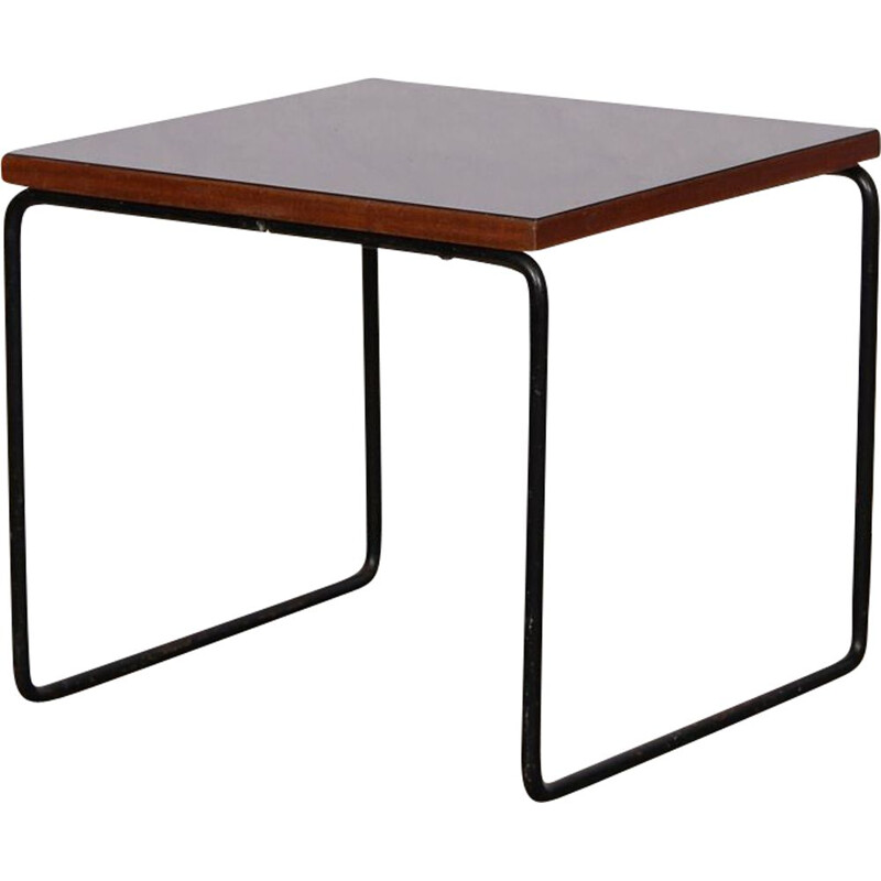 Guariche vintage coffee table for Steiner, Volante model, 1950