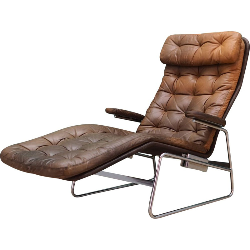 Vintage lounge chair Danish 1960