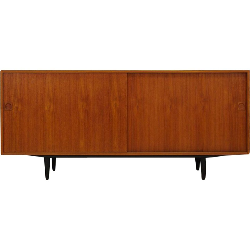 Vintage sideboard in teak Danish 1960