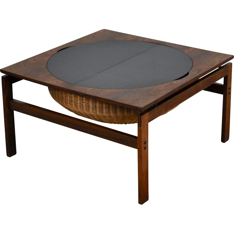 Vintage Brazilian coffee table 1960s