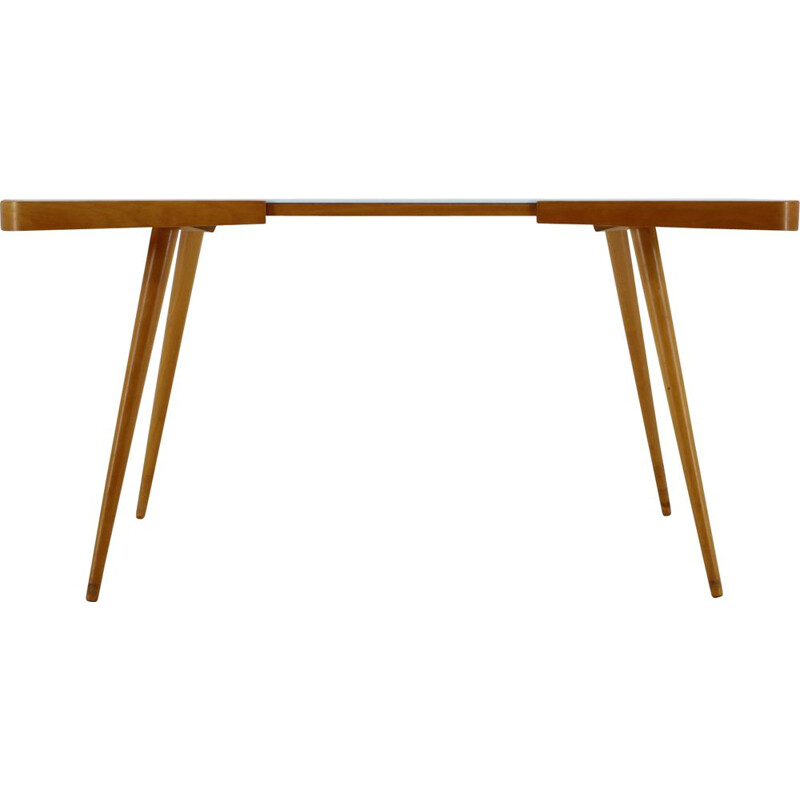 Mid-century coffe table designed by Mirosval Navrátil, 1960s