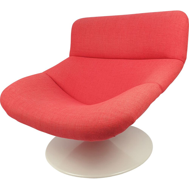 Vintage Lounge Chair F518 by Geoffrey Harcourt for Artifort 1970s