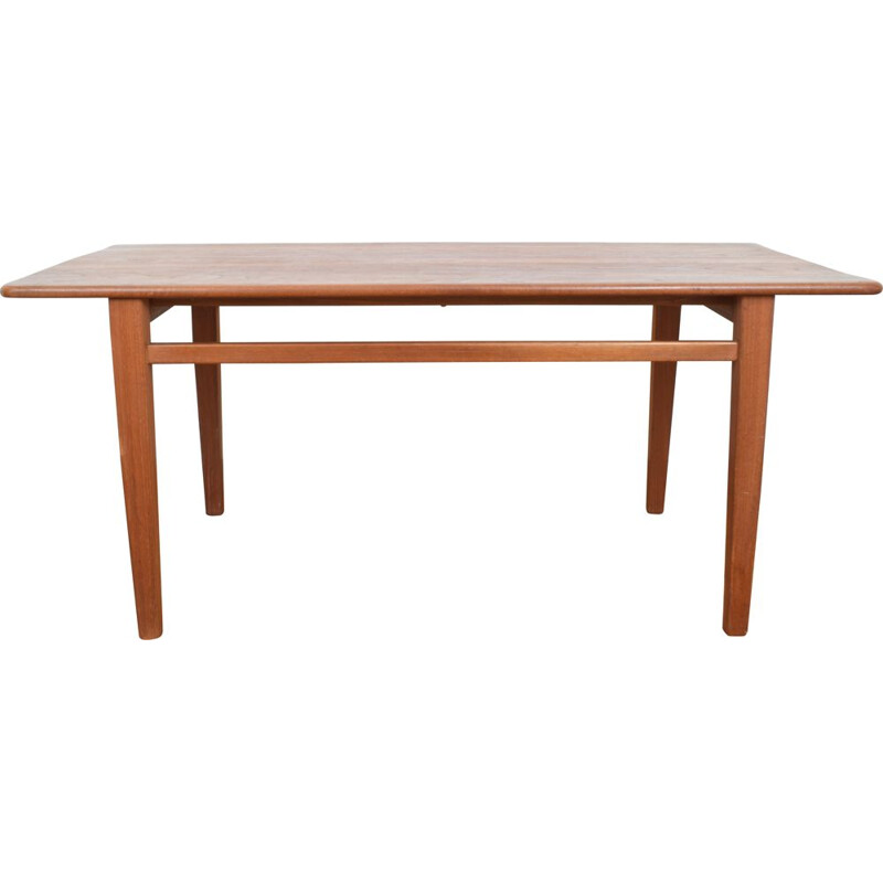 Mid-Century Teak Coffee Table,Danish 1960s