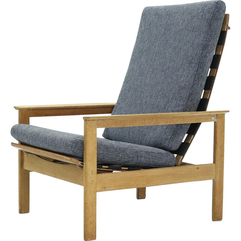 Vintage Lounge Chair by Georges Vanrijk for Beaufort, Belgium 1960s