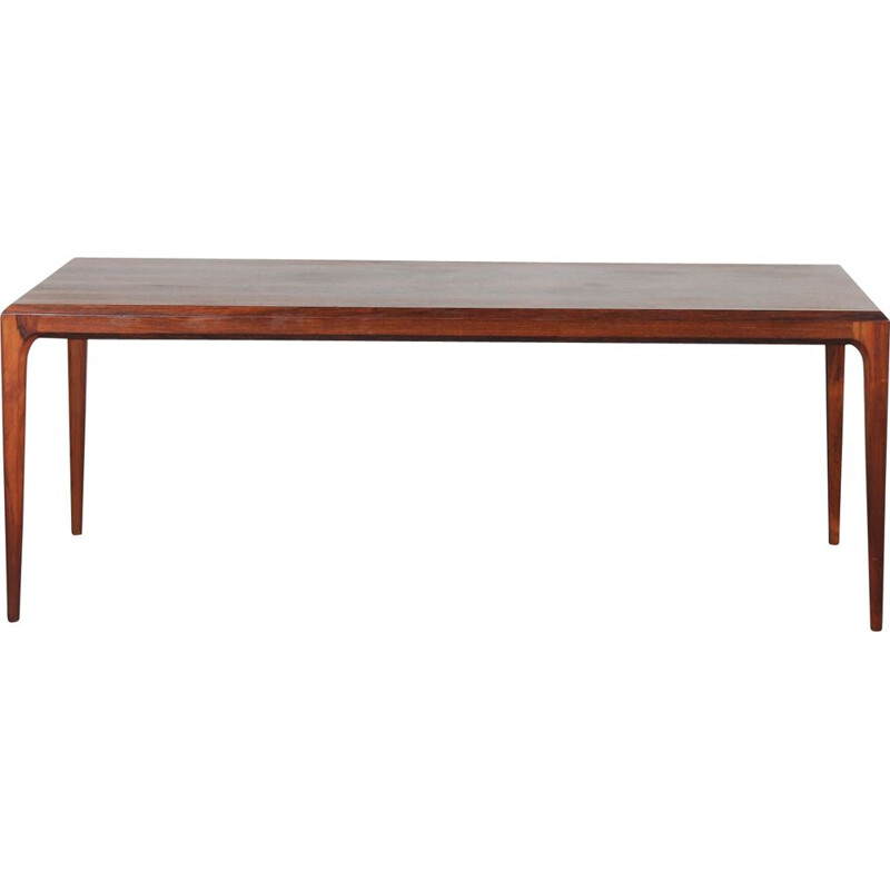 Vintage Coffee Table by Johannes Andersen for Silkeborg, Denmark 1960