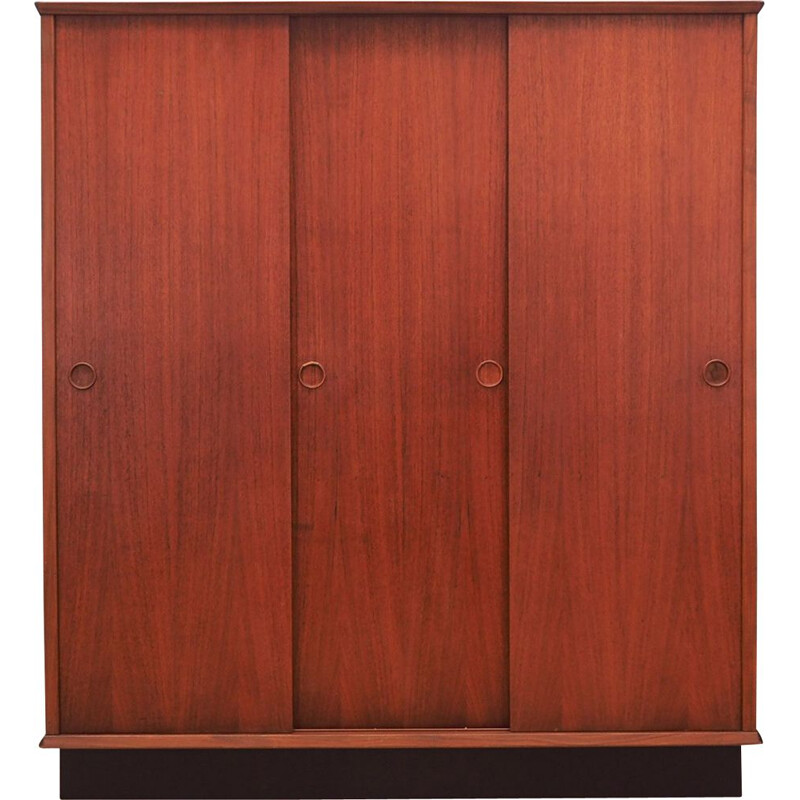 Vintage Wardrobe in Teak Danish 1960