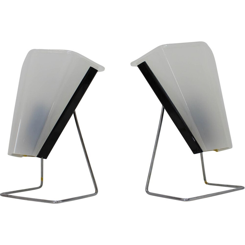 Pair of vintage Table Lamps, 1970s