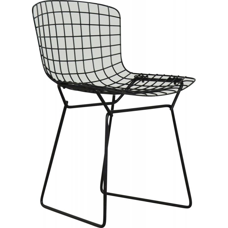 Vintage Childrens Chair by Harry Bertoia for Knoll International, 1950s