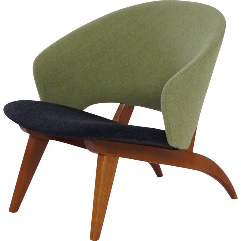 Vintage Organic Easy Chair by Theo Ruth for Artifort, 1950s