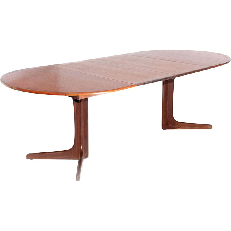 Vintage teak table Niels O Moller 1960s