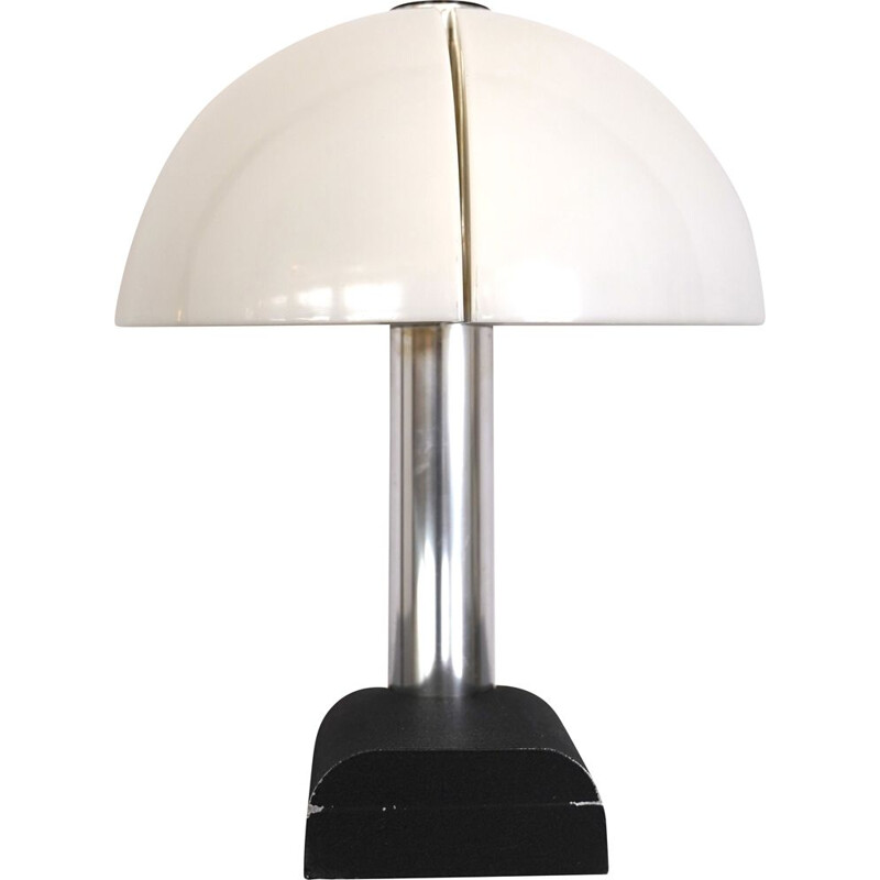 Vintage Italian table lamp by Danilo & Corrado Aroldi for Stilnovo 1970
