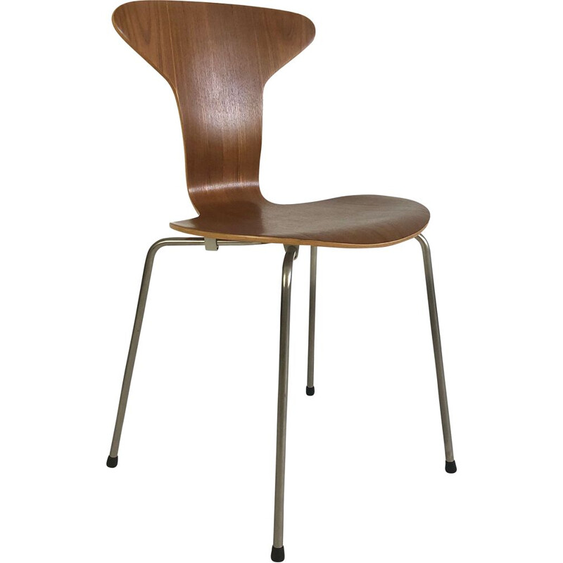 Vintage Danish Mosquito chair by Arne Jacobsen for Fritz Hansen 1955