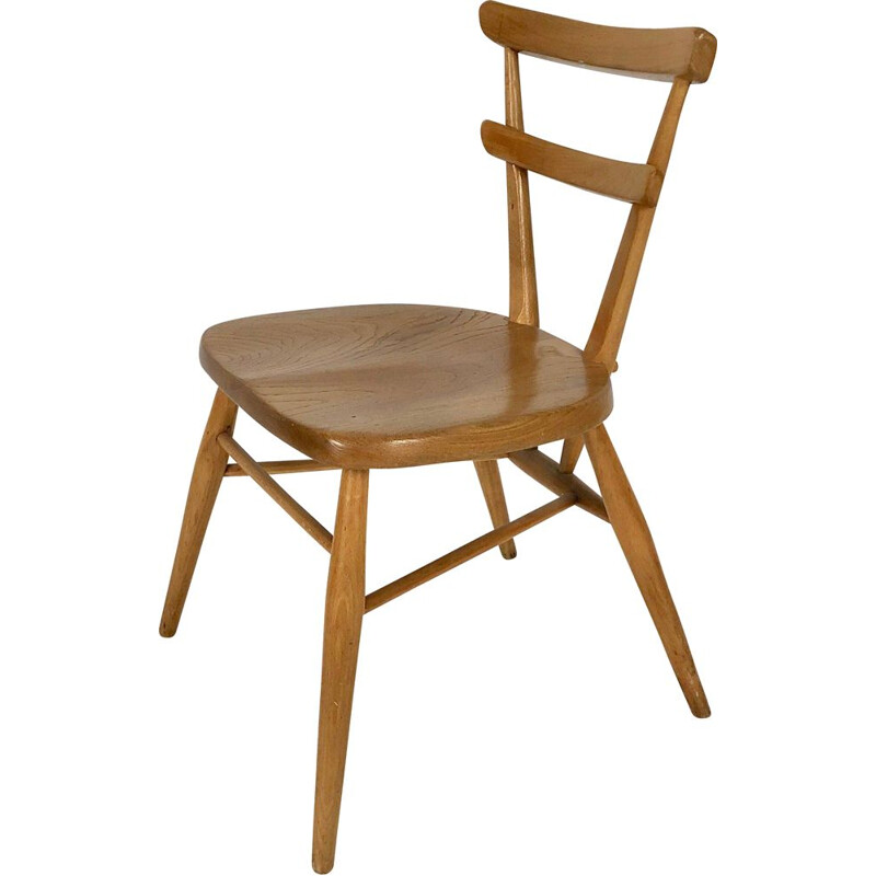 Vintage School Chair by Ercol, 1950