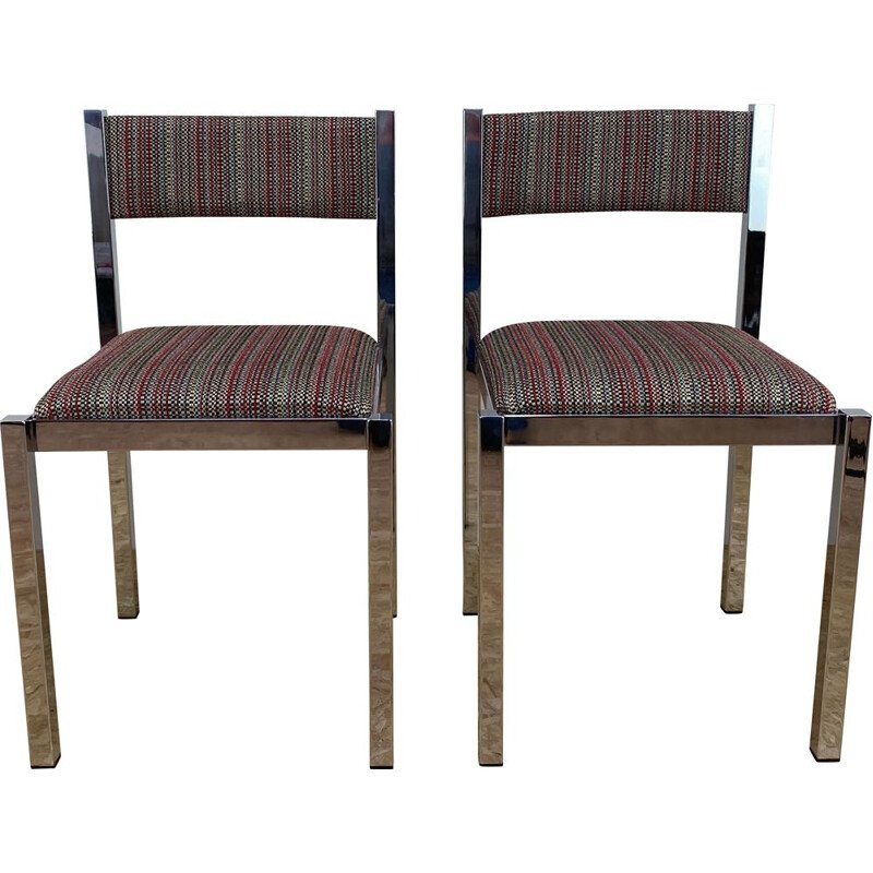Pair of vintage occasional chairs, United Kingdom 1970