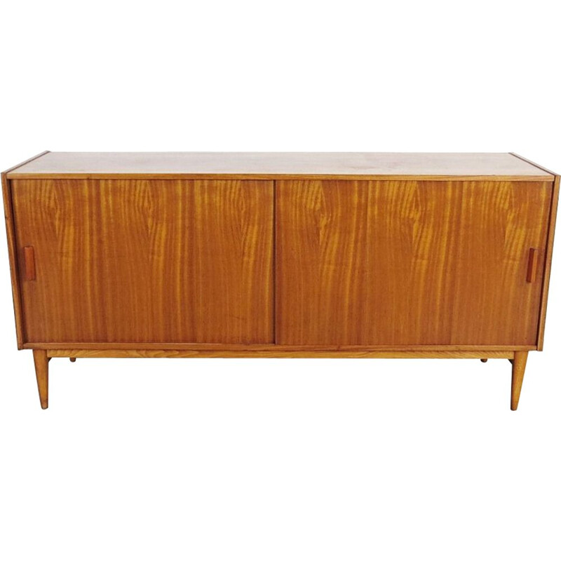 Vintage chest of drawers Czechoslovakia 1960