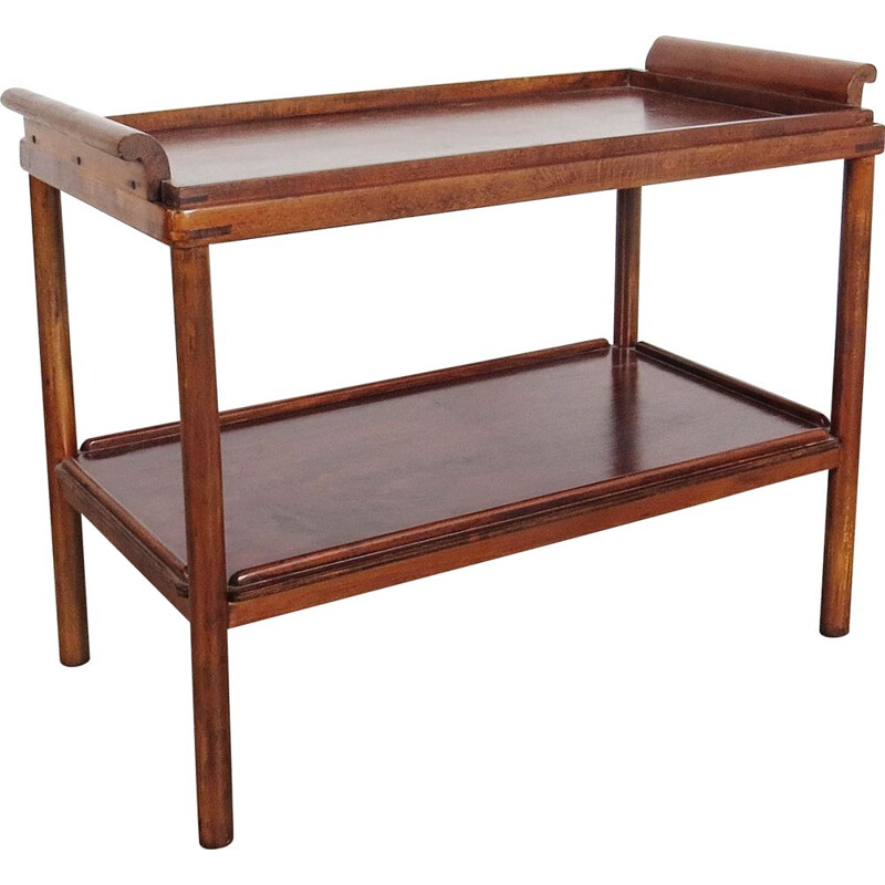 Vintage Coffee table by Thonet Czechoslovakia 1920s
