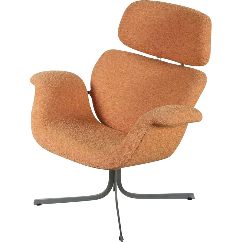Vintage lounge armchair by Pierre Paulin for Artifort, Netherlands, 1960