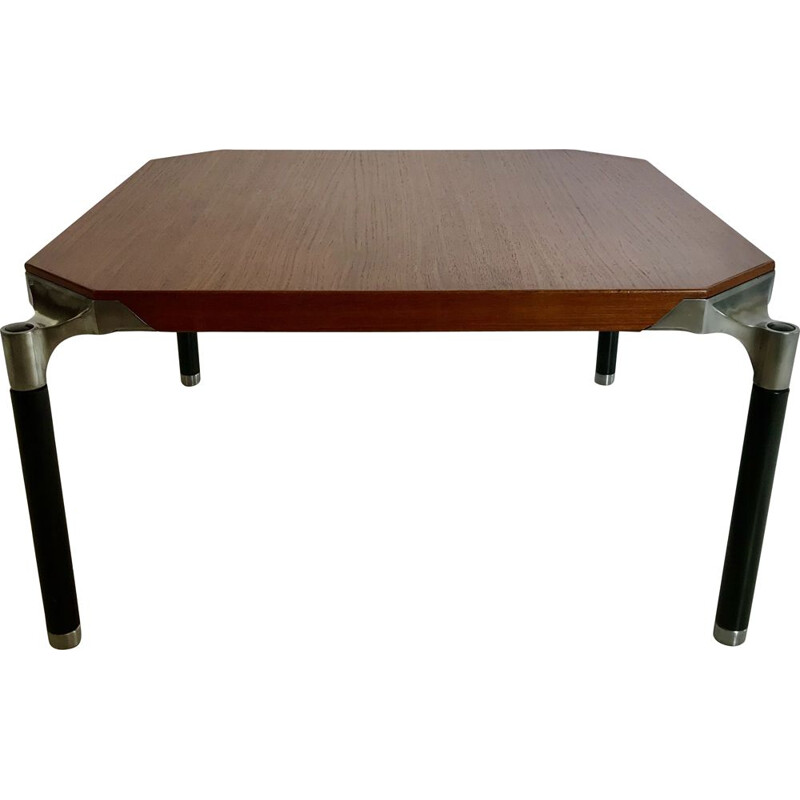 Vintage coffee table Urio by Ico & Luisa Parisi for MIM Italy 1958